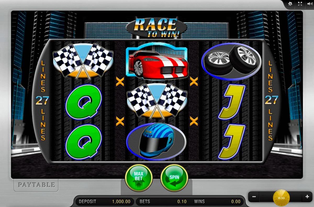 race to win merkur slot
