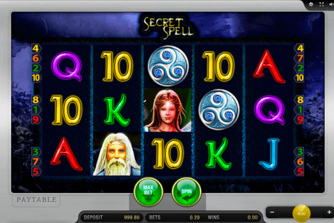 secret spell merkur slot