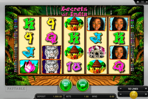 secrets of india merkur slot