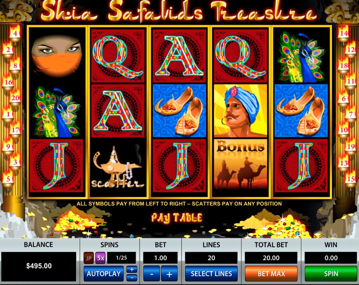 shia safavids treasure pragmatic slot