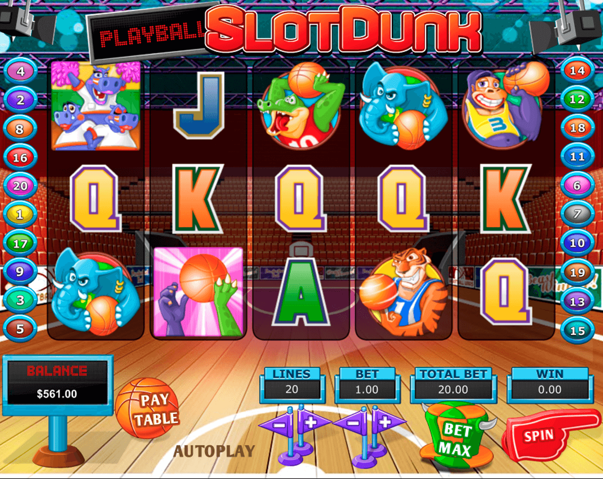 slot dunk pragmatic slot