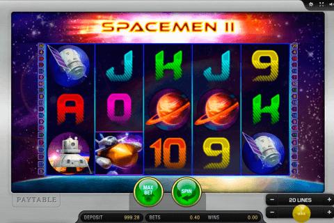spacemen ii merkur slot