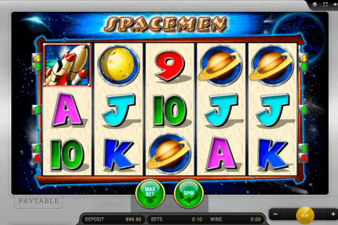 spacemen merkur slot