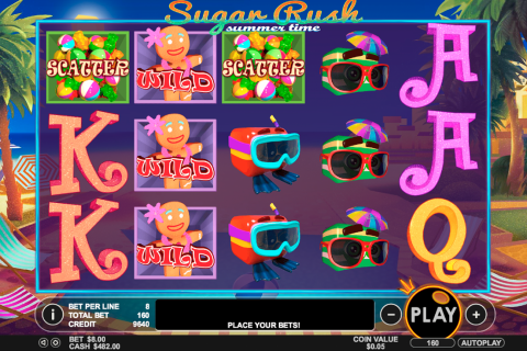 sugar rush summer time pragmatic slot
