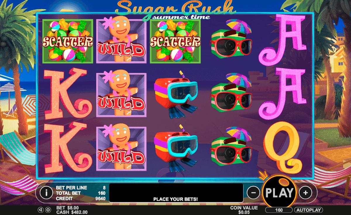 sugar rush summer time pragmatic slot