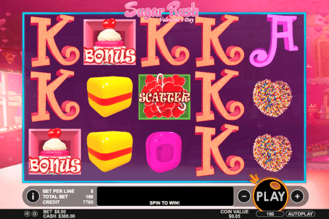 sugar rush valentine s day pragmatic slot