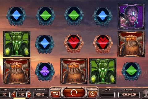 super heroes yggdrasil slot