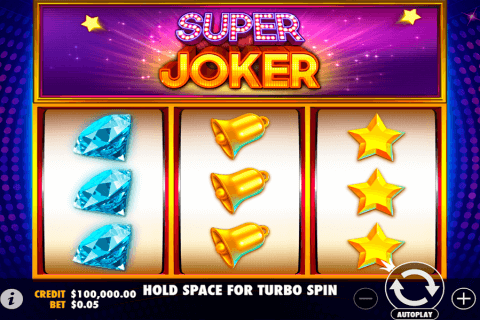 super joker pragmatic slot