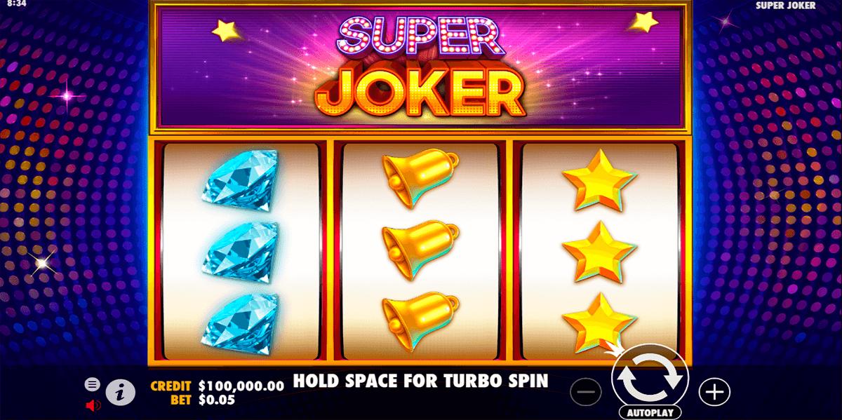super joker pragmatic slot
