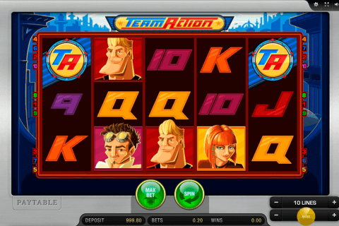 team action merkur slot
