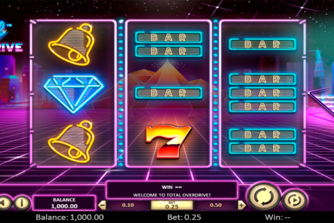 total overdrive betsoft slot
