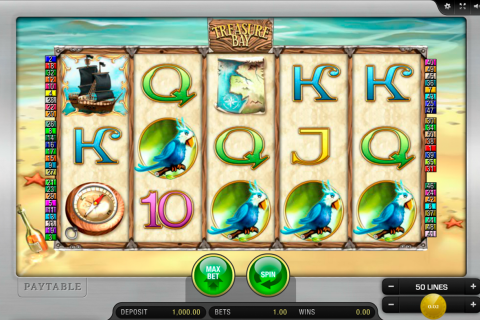 treasure bay merkur slot