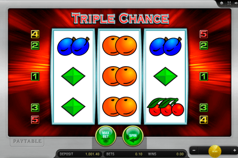 triple chance merkur slot