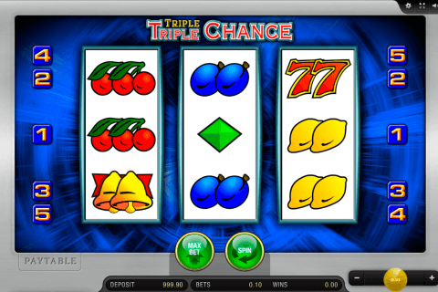 triple triple chance merkur slot