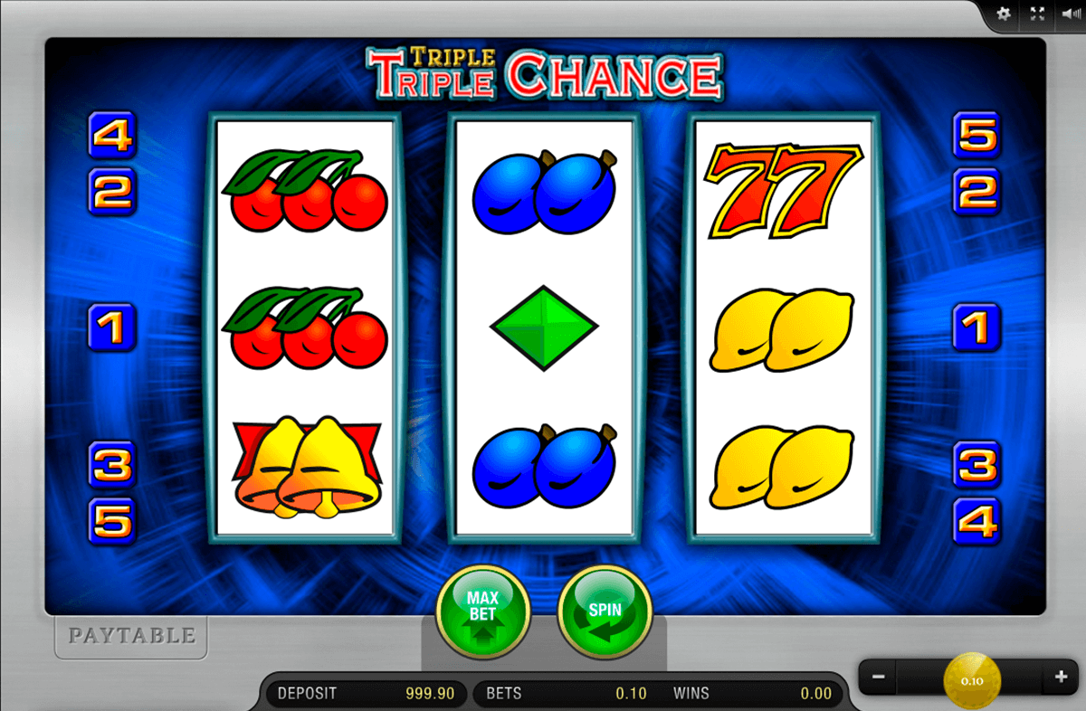 triple triple chance merkur slot