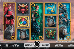 warlords crystals of power netent slot