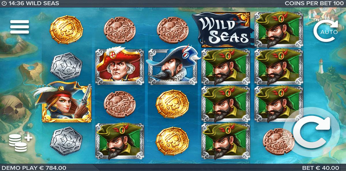wild seas elk slot