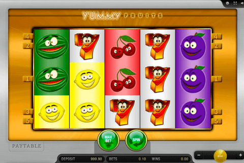 yummy fruits merkur slot